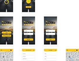 #128 for App Design - Carbiz Assist by mattsupel