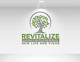 #30 for Revitalize Nutrition Rx logo design by mstkhadizatulkob