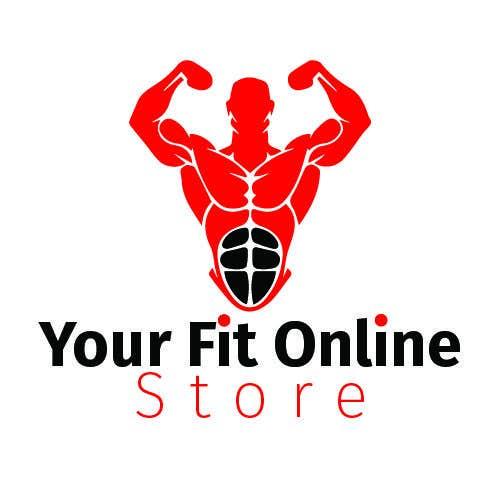 Конкурсная заявка №95 для Design a logo for a new fitness online store