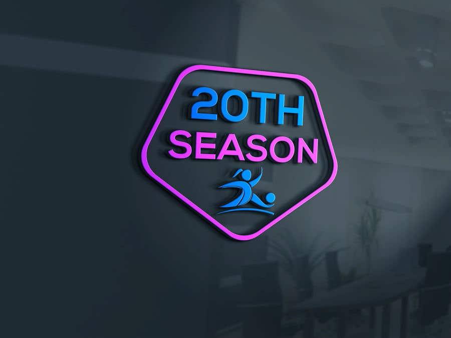 Bài tham dự cuộc thi #18 cho Logo - High Resolution Version + 20th Season add
