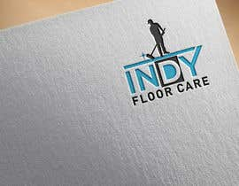 #94 for A new logo designed for a floor care company. The name of the business is Indy Floor Care. Ideas that are favorable include clean sleek designs and negative space.  Currently, the owners do not have a preference on colors. af NeriDesign