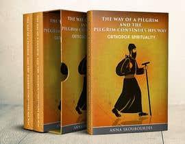 nº 50 pour book cover pilgrim par ferduce