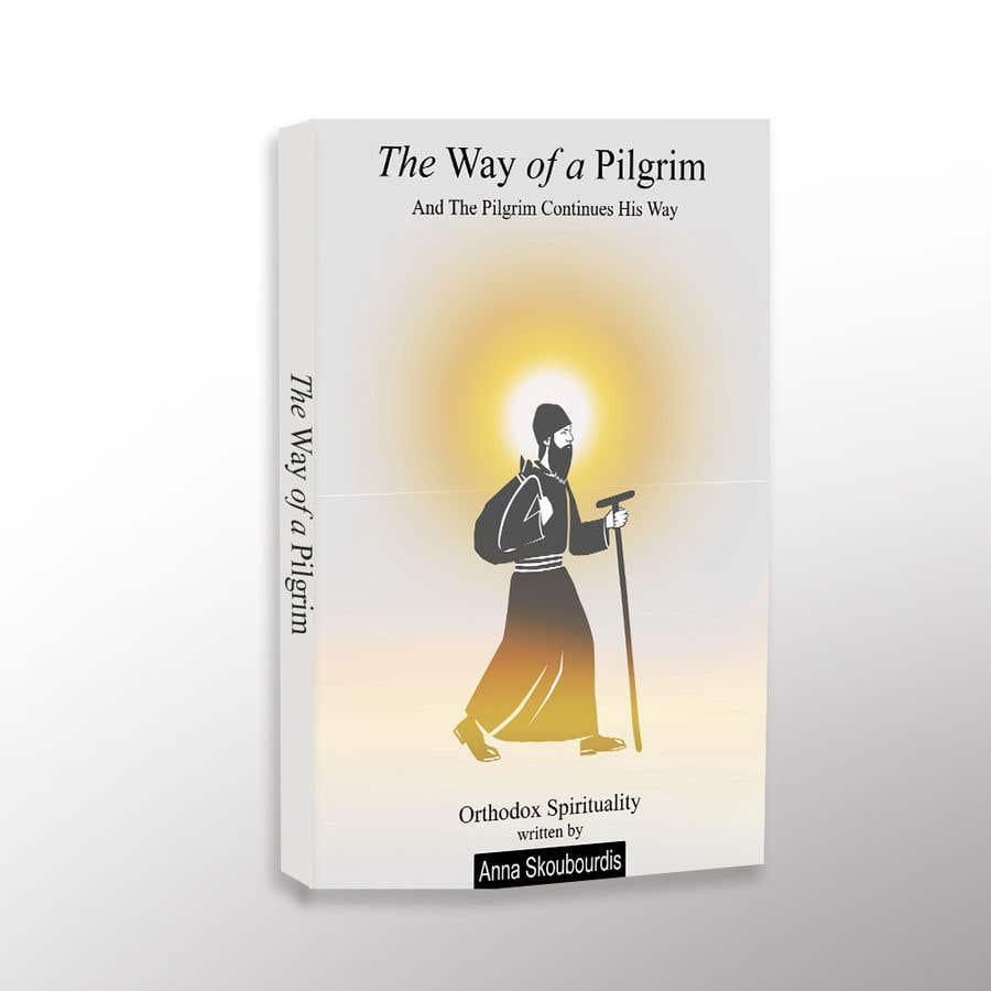 Proposition n°31 du concours book cover pilgrim