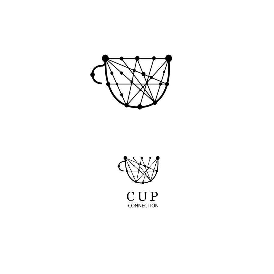 Entry 171 By Mouadesign For Cup Connection Logo Free Form Like Nike Logo Freelancer