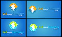 Graphic Design Kilpailutyö #28 kilpailuun Logo Design for currency website