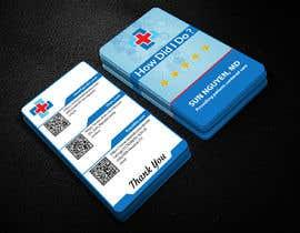 #166 cho Business card designer bởi DesignerTanvirR