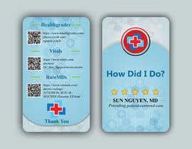 #214 dla Business card designer przez akmasum19