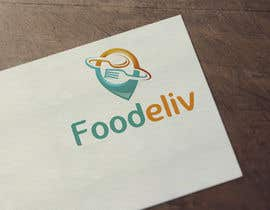 #132 for Create a logo for a food delivery service : foodeliv af gd398410