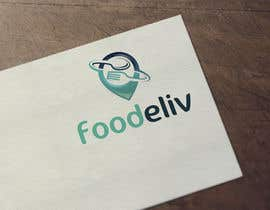 #135 for Create a logo for a food delivery service : foodeliv af gd398410