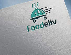 #155 for Create a logo for a food delivery service : foodeliv af gd398410