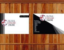 nº 15 pour Design some Business Cards for an English School par MinhajulAlam
