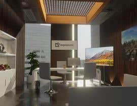 #2 untuk 3D model for an office (financial advisor) oleh danieljimenez1