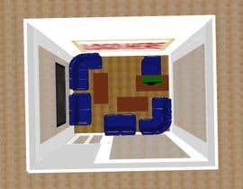 #19 untuk 3D model for an office (financial advisor) oleh sonnybautista143