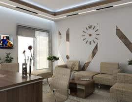 #18 untuk 3D model for an office (financial advisor) oleh Rafiq2D