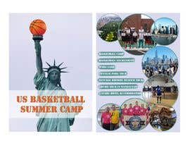 #14 for I need flyer design for our basketball camp by sarasubotic