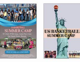 #17 for I need flyer design for our basketball camp by mabbar789