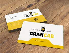 #228 for Business card for taxi drivers Barcelona - tours and transfers af DIP1423N