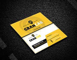 #5 for Business card for taxi drivers Barcelona - tours and transfers af designinsane