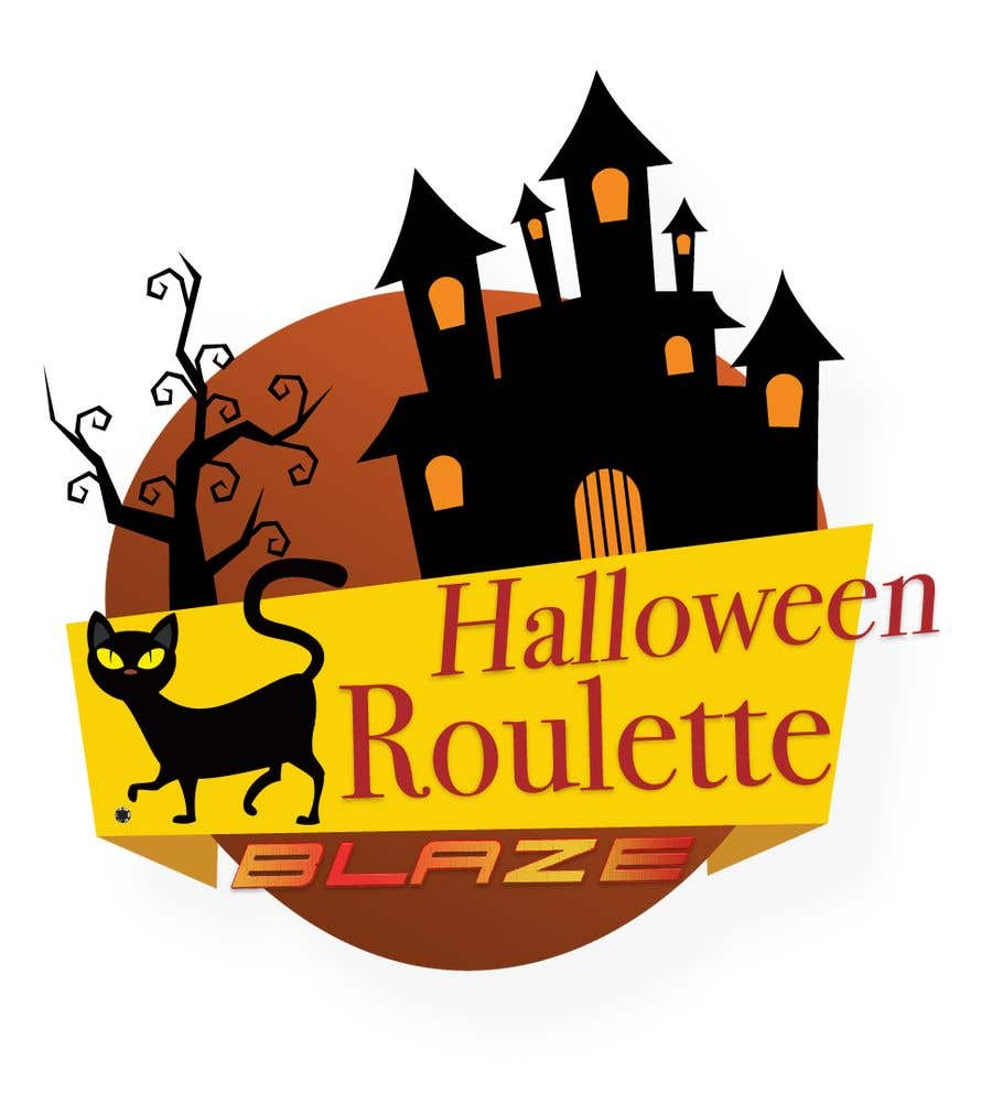 Kilpailutyö #33 kilpailussa Animation of Halloween Roulette logo