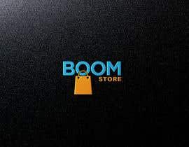 "#295 untuk ""BOOM Store"" webshop logo oleh MATLAB03"