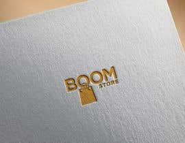 "#299 untuk ""BOOM Store"" webshop logo oleh MATLAB03"