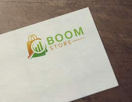 """#421 untuk """"BOOM Store"""" webshop logo oleh gd398410"""