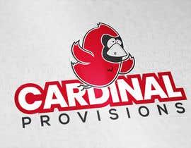 #13 untuk Build me a logo for my general retail business! Cardinal, red. oleh logoque