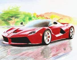 #50 для Tshirt artwork based on a real life car от parvezahmadjoy
