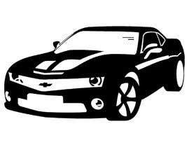 #46 для Tshirt artwork based on a real life car от mdshitolarbid252