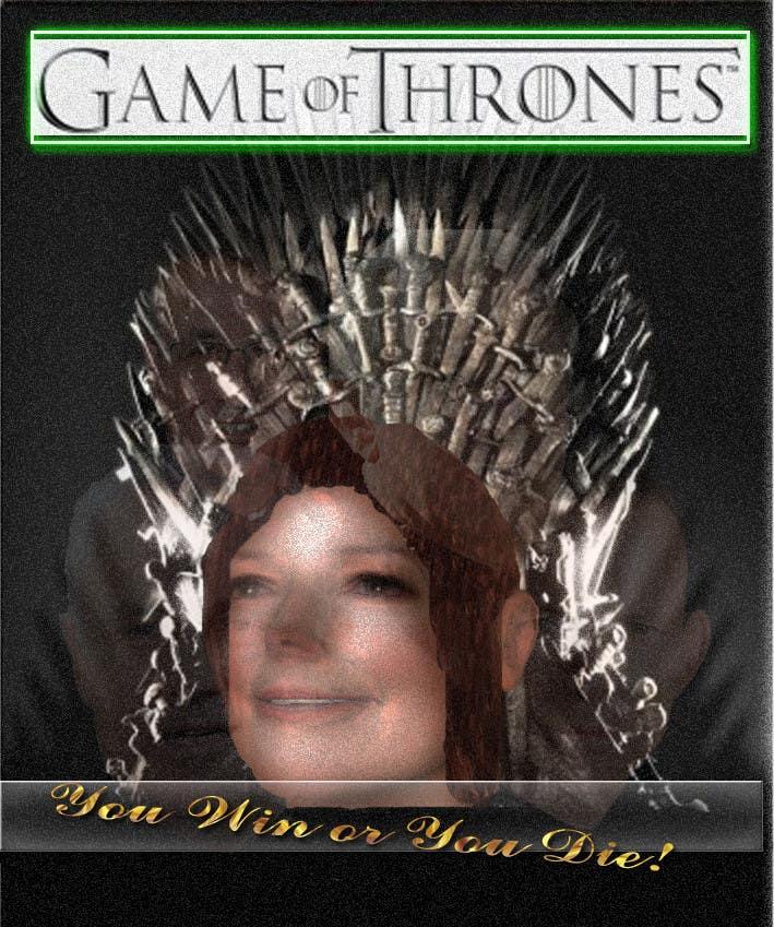 Penyertaan Peraduan #71 untuk Photoshop Aussie Politicians into Game of Thrones Mashup