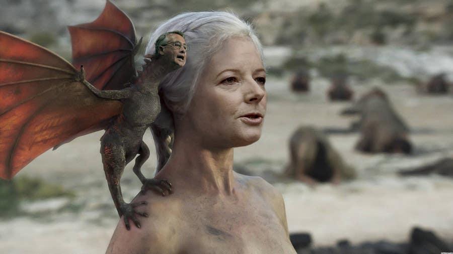 #74 para Photoshop Aussie Politicians into Game of Thrones Mashup de AlBender