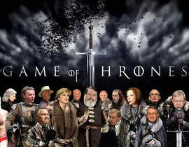 #66 untuk Photoshop Aussie Politicians into Game of Thrones Mashup oleh dbargoon