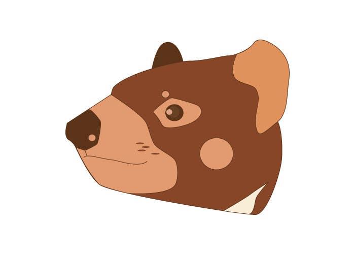 Kilpailutyö #25 kilpailussa Illustration Design for Tasmanian Devil (Chocolate Mold)