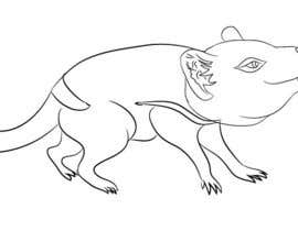 #1 para Illustration Design for Tasmanian Devil (Chocolate Mold) por Dokins