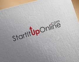 #34 for Design a Logo for StartItUpOnline.com by momotahena