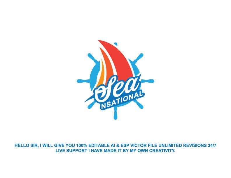 Kilpailutyö #55 kilpailussa Make me a Sea-nsational Logo