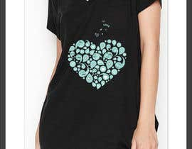 #115 for Fun Designs for Ladies Nightshirts by Kemetism