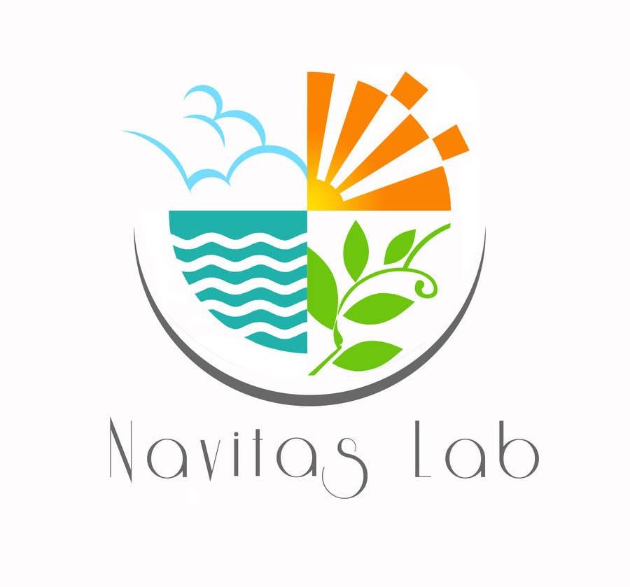 Penyertaan Peraduan #58 untuk Logo Design for Navitas Lab