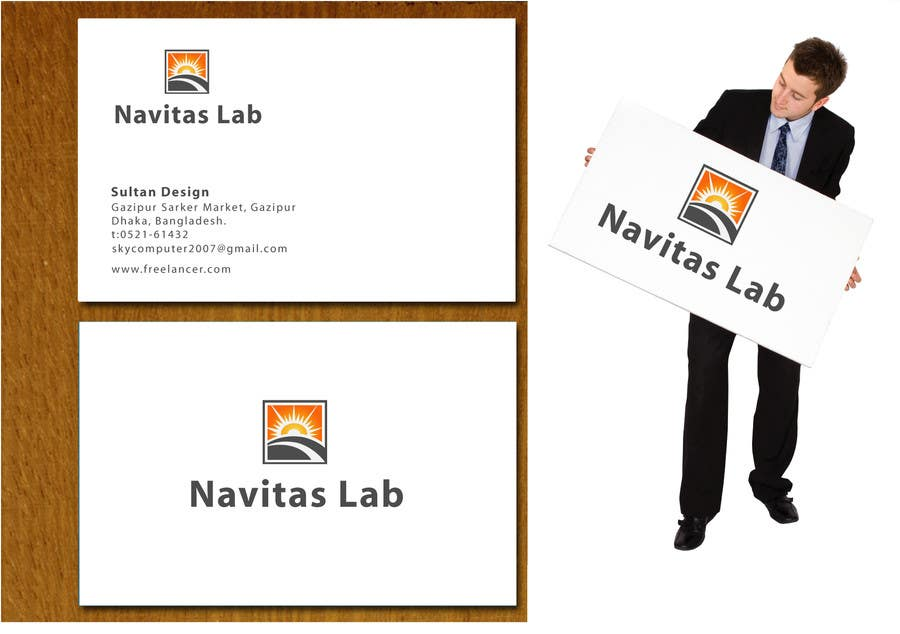 Konkurrenceindlæg #80 for Logo Design for Navitas Lab