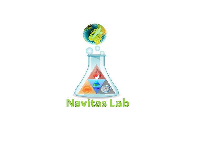 Penyertaan Peraduan #41 untuk Logo Design for Navitas Lab