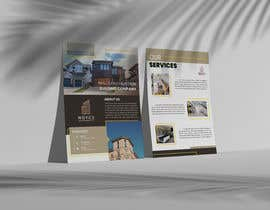 fadhilalisyah tarafından Branding, marketing, brochure creation and design and writing content. için no 6