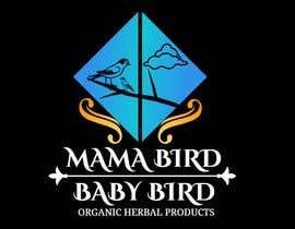 #36 untuk Mama Brid Baby Bird logo design oleh FahimHimmy