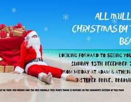 Nro 6 kilpailuun Facebook Event Banner - Christmas Party käyttäjältä ezahshahirah
