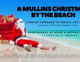 Nro 7 kilpailuun Facebook Event Banner - Christmas Party käyttäjältä snoraintaib