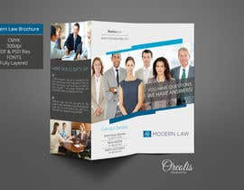 nº 14 pour Design a Brochure for Modern Law par Oreolis
