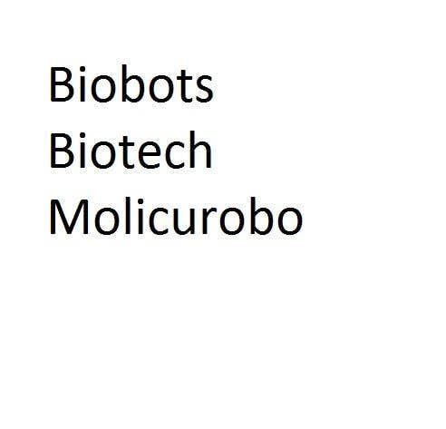 Kilpailutyö #47 kilpailussa Find name for a nanorobotics company