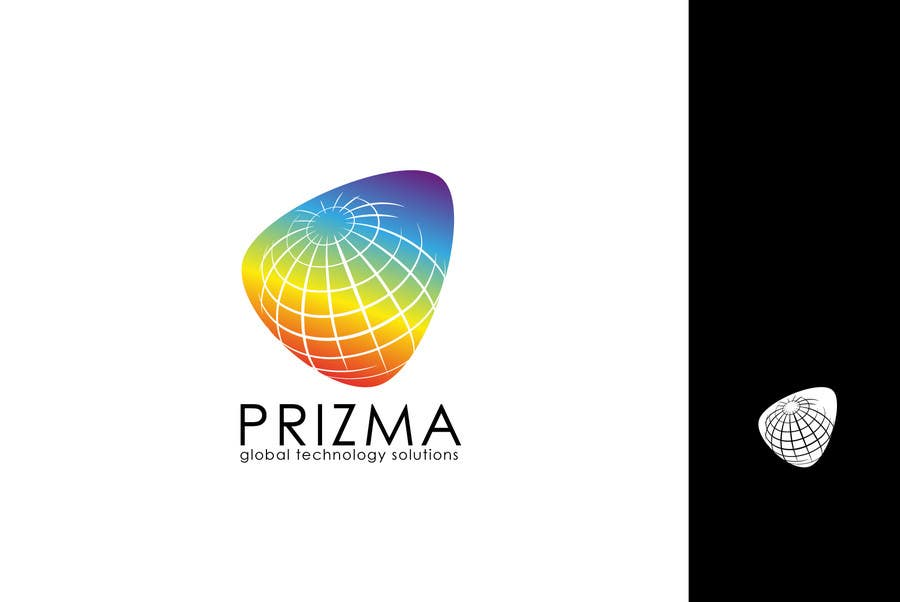 "Proposition n°93 du concours Logo Design for ""Prizma"""