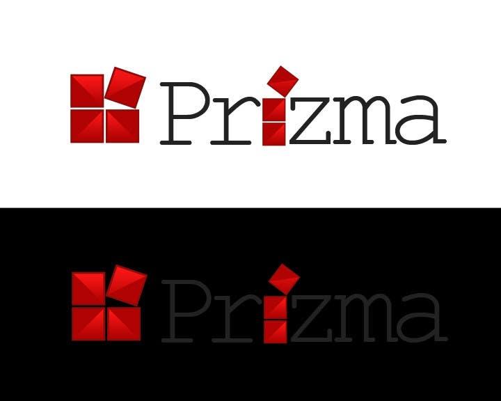 """Konkurrenceindlæg #309 for Logo Design for """"Prizma"""""""
