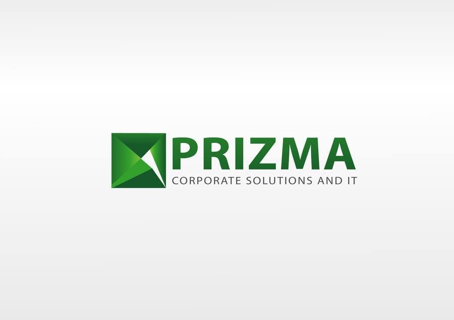 "Proposition n°117 du concours Logo Design for ""Prizma"""