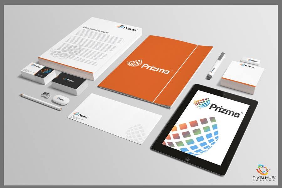 """Konkurrenceindlæg #190 for Logo Design for """"Prizma"""""""